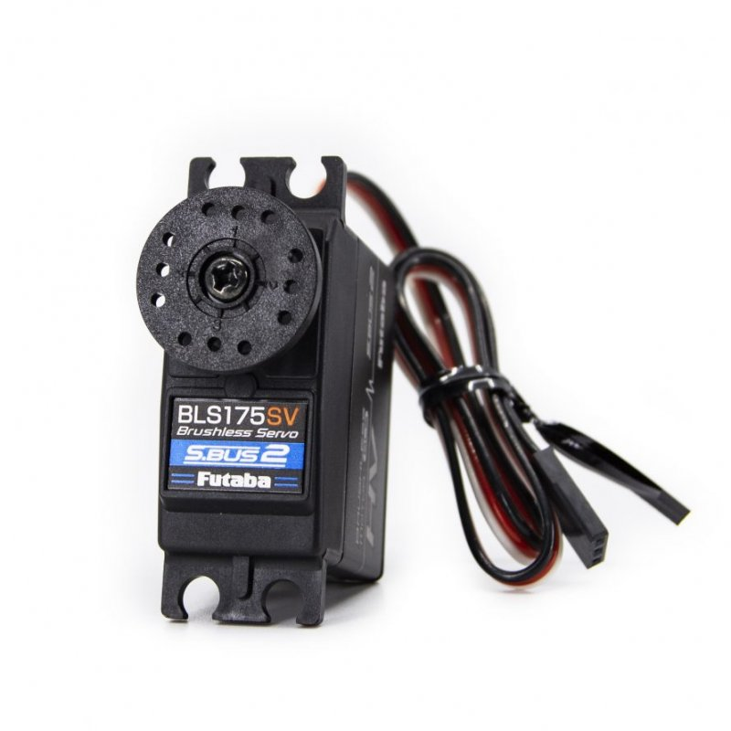 Image 0 of Futaba BLS175SV S.Bus Brushless High Voltage Servo .12sec/291.7oz @ 7.4V