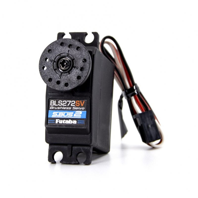 Image 0 of Futaba BLS272SV S.Bus Brushless Hi-Speed High Voltage Digital Servo .08sec/166.7