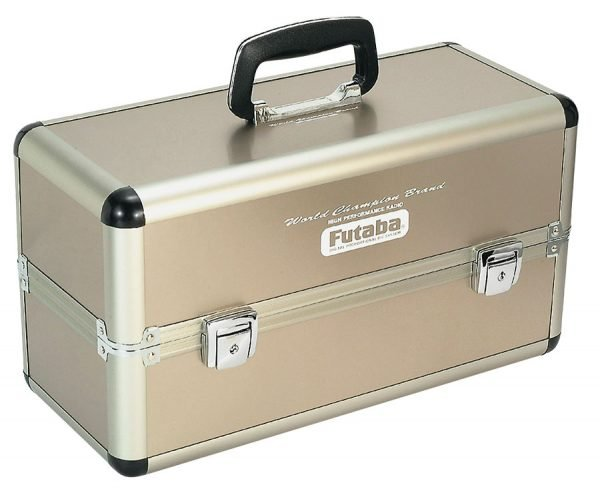 Image 0 of Futaba Carrying Case for Two Transmitters (2TX)