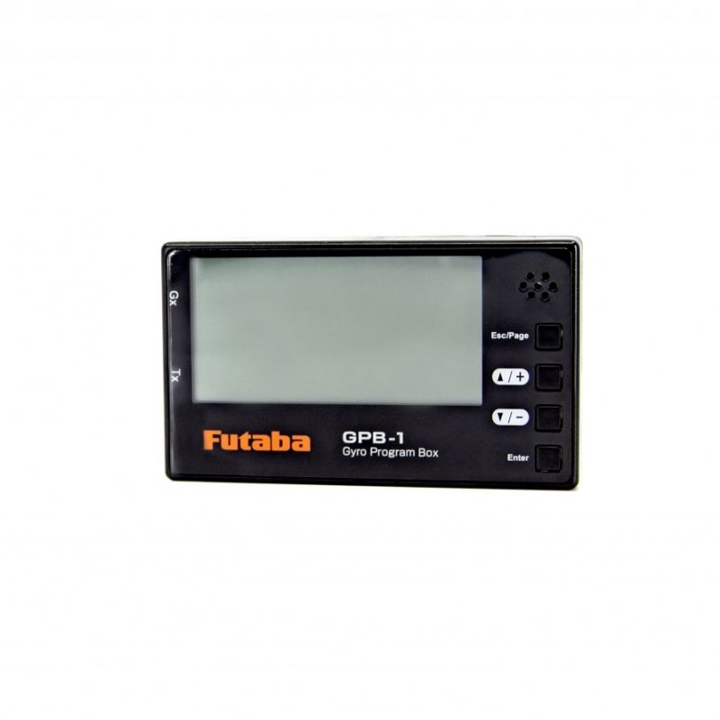 Image 0 of Futaba GPB1 Programming Box for CGY760R