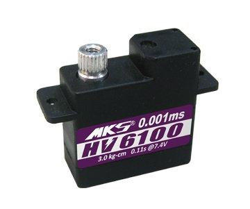 Image 2 of MKS HV6100 Torque (7.4V)3.0 kg.cm (41.66 oz/in)