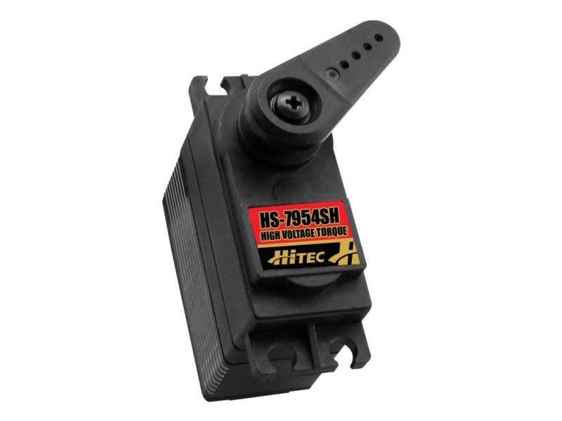 Image 2 of Hitec HS-7954SH Digital High Voltage Ultra Torque Servo, .12sec/403oz @ 7.4V
