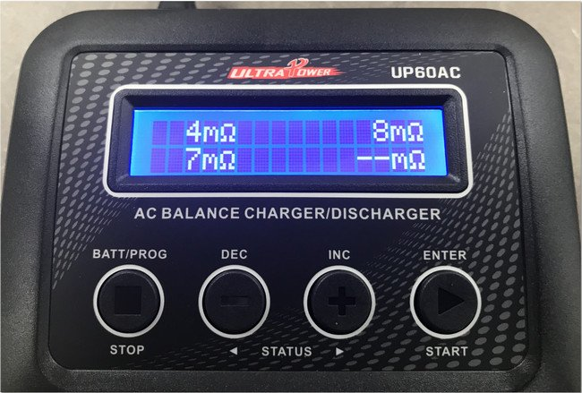 Image 3 of UP60AC 60W Multi-Chemistry AC Charger
