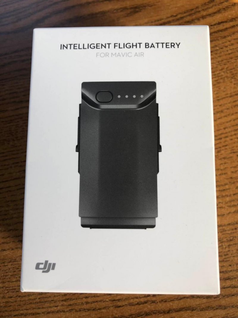 Image 0 of DJI Mavic - Intelligent Flight Battery Mavic Air