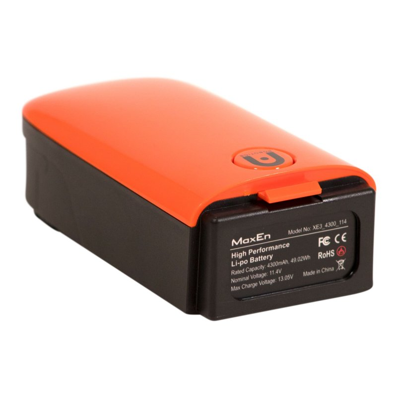 Image 5 of Autel robotics Evo orange Rugged Bundle  FREE car charger & extra battery May 27