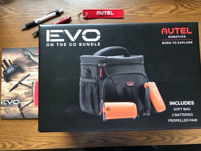 Image 1 of Autel robotics Evo on the go bundle