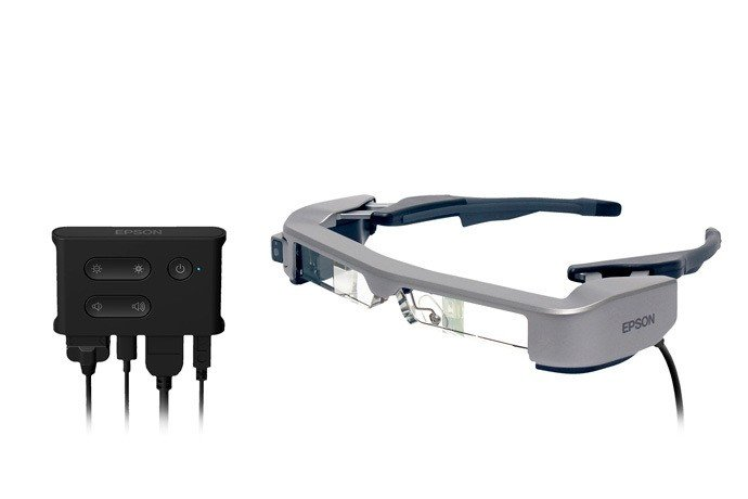 Image 5 of  Epson Moverio BT-35E Smart Glasses