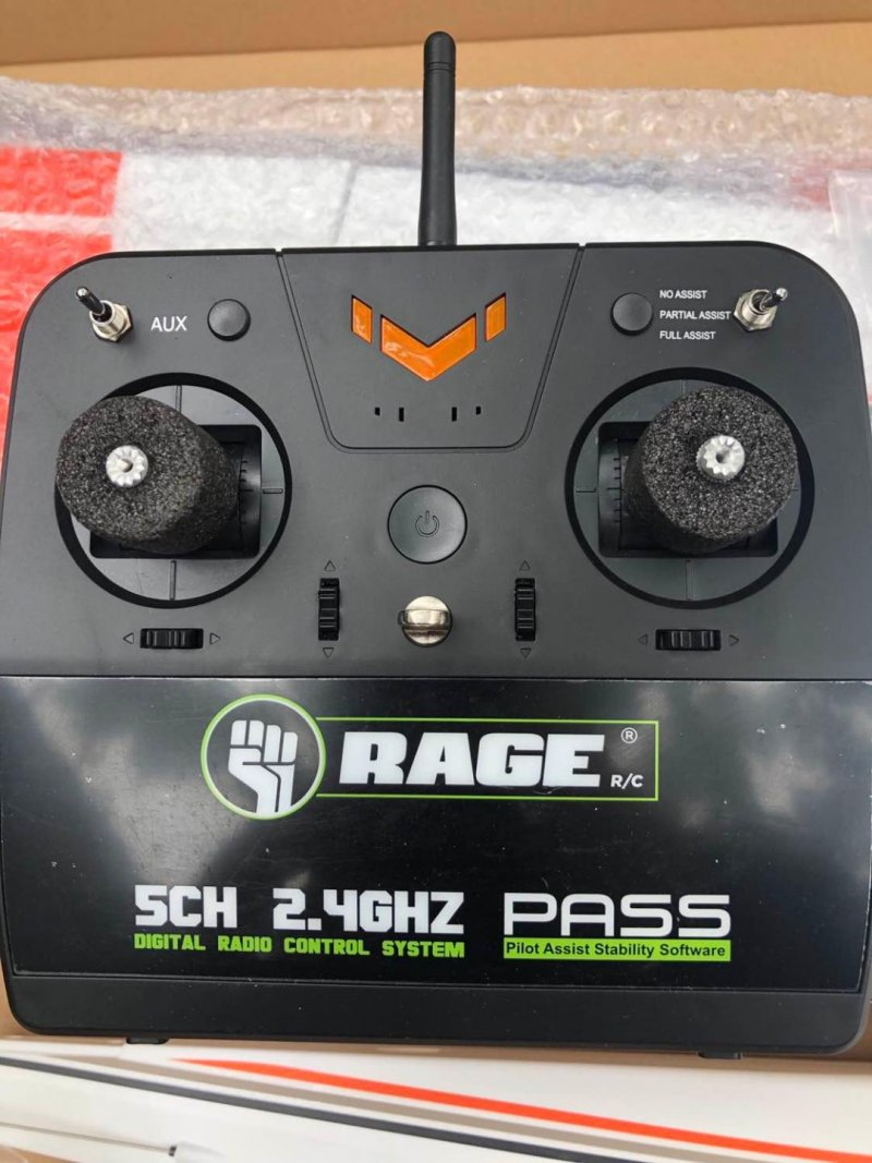 Image 11 of Rage Defender 1100 EP RTF Aircraft RTF