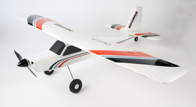 Image 2 of Rage Defender 1100 EP RTF Aircraft RTF