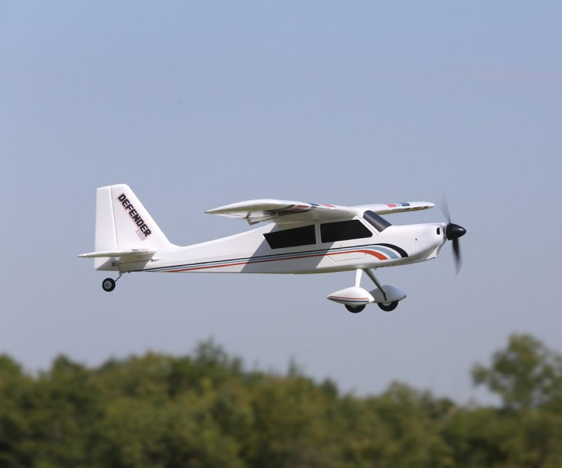 Image 4 of Rage Defender 1100 EP RTF Aircraft RTF