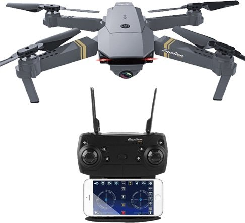 Image 10 of  Drone X pro complete FPV system camera and video