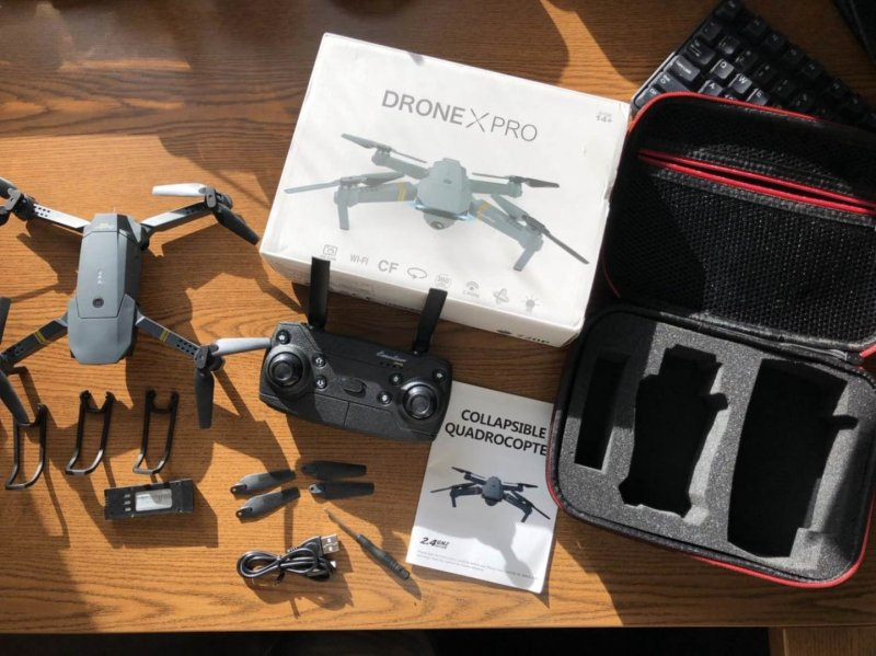 Image 0 of  Drone X pro complete FPV system camera and video