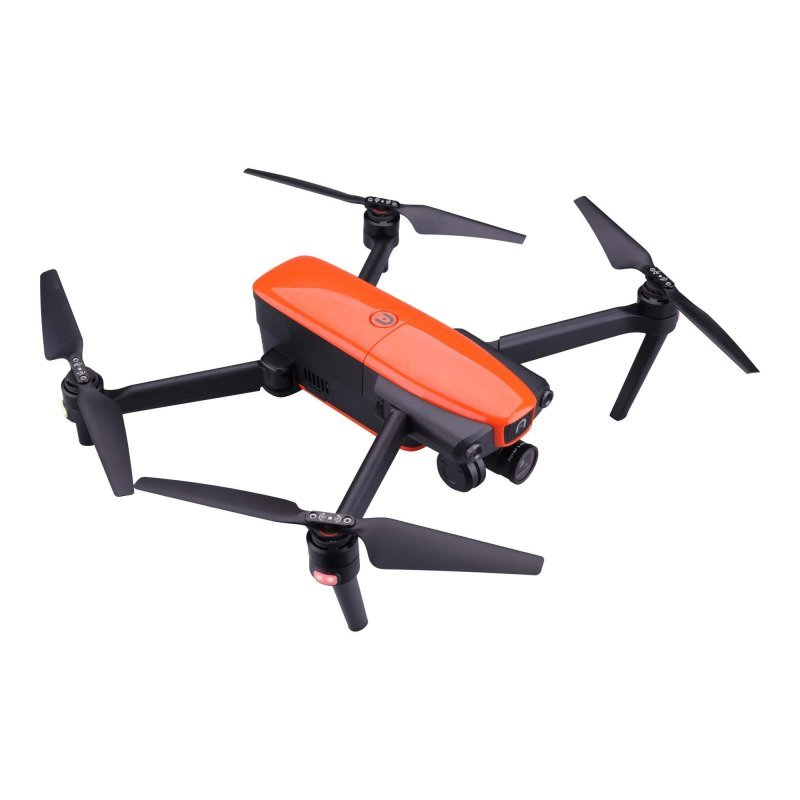 Image 4 of Autel Evo drone 4K 60 frames per sec, with case, soft case & 3 batteries complet