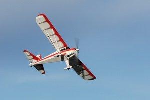 Image 3 of Rage Taylorcraft Golden Age Micro RTF Airplane
