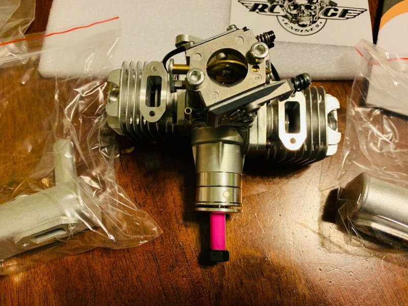 Image 1 of RCGF 20cc Twin NEW RCGF 20cc Twin Stinger
