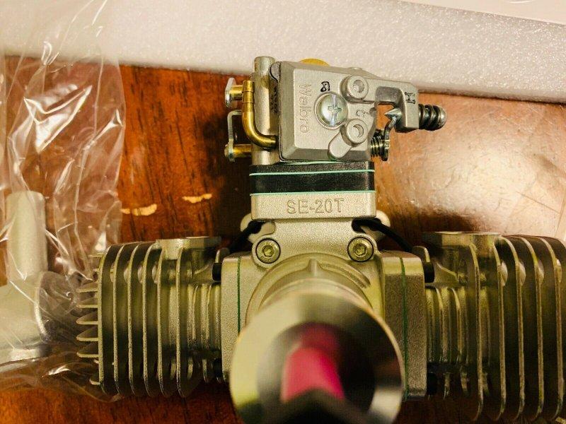 Image 3 of RCGF 20cc Twin NEW RCGF 20cc Twin Stinger