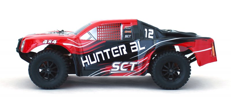 Image 2 of Hunter Brushless 1/10 4WD Short Course Truck, Ready To Run - No Battery or Charg