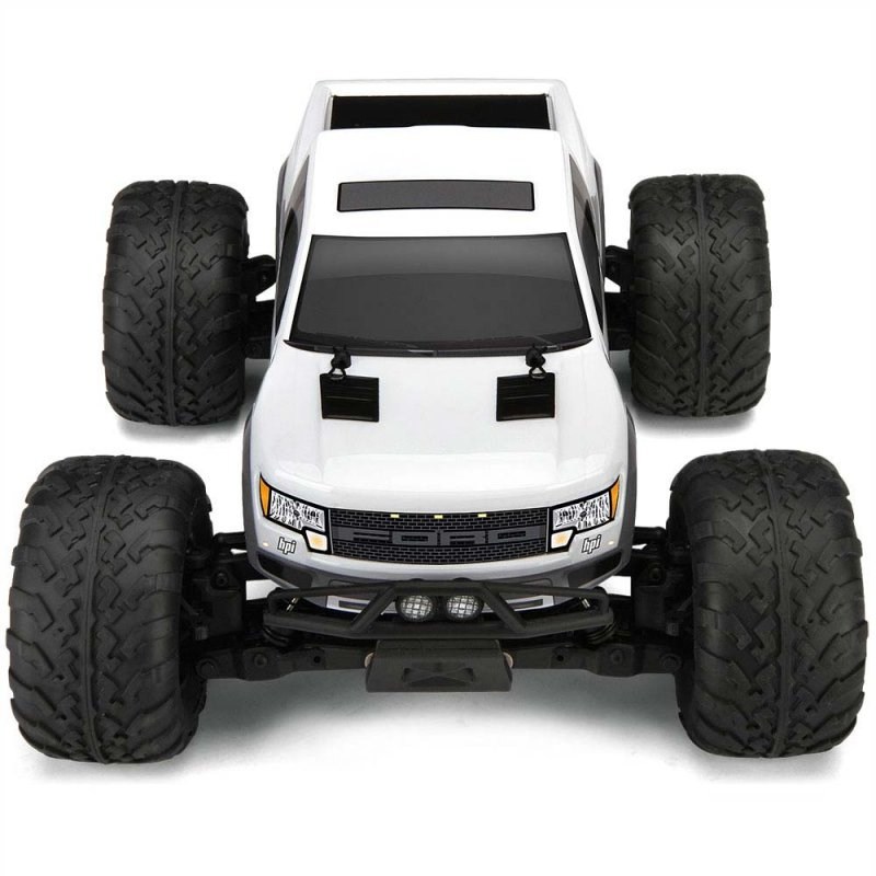 Image 2 of Savage XS Flux Ford SVT Raptor RTR, 1/10 Scale, 4WD, Brushless, w/ 2.4GHz Radio