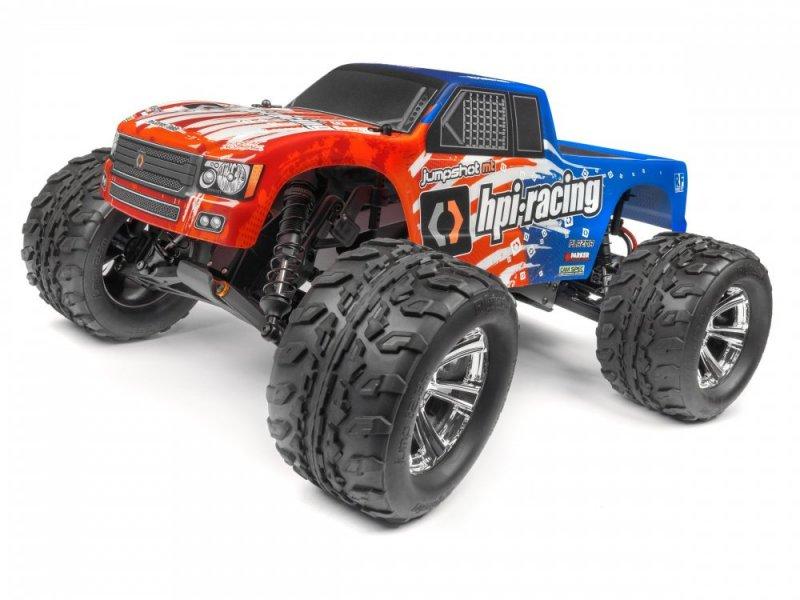 Image 1 of Jumpshot 1/10 Monster Truck V2 RTR, 2WD