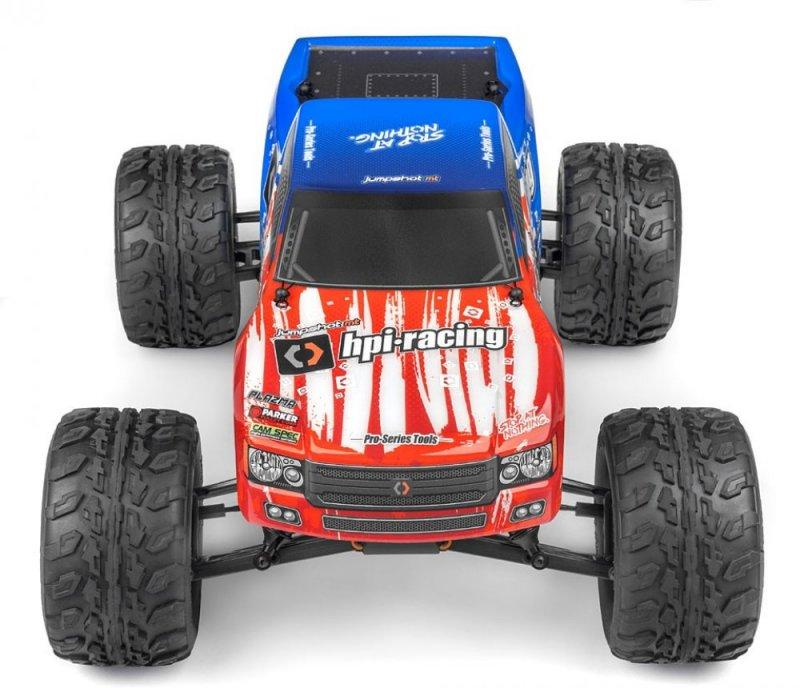 Image 2 of Jumpshot 1/10 Monster Truck V2 RTR, 2WD