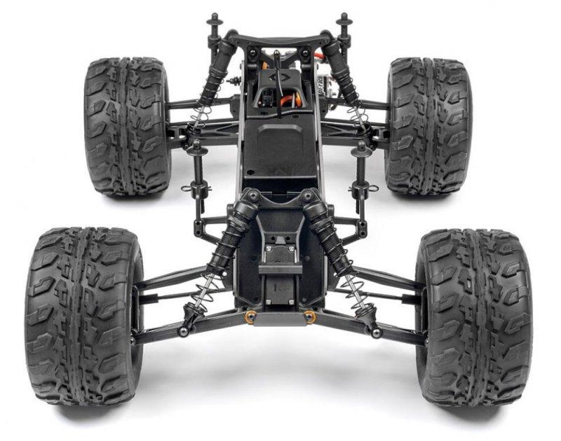 Image 3 of Jumpshot 1/10 Monster Truck V2 RTR, 2WD
