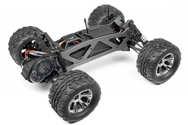 Image 4 of Jumpshot 1/10 Monster Truck V2 RTR, 2WD