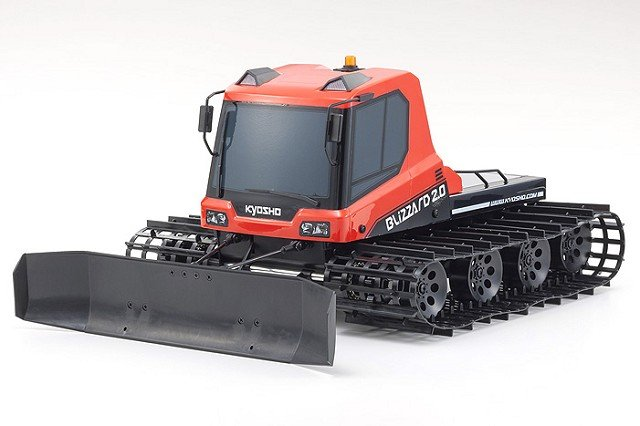 Image 2 of KYOSHO 1/12 EP Blizzard 2.0 Readyset Black Friday