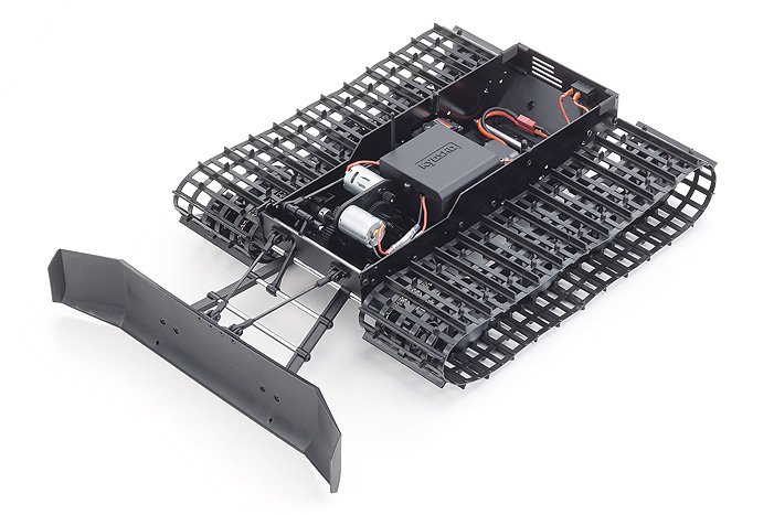 Image 5 of KYOSHO 1/12 EP Blizzard 2.0 Readyset Black Friday