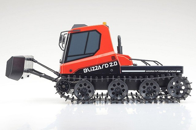 Image 4 of KYOSHO 1/12 EP Blizzard 2.0 Readyset Black Friday