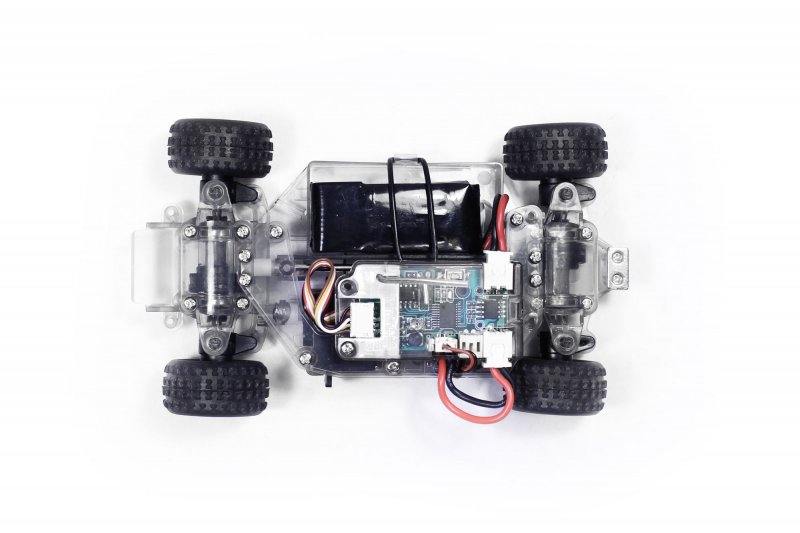 Image 1 of Mini-Q 1/24 Scale 4WD On-Road DIY RTR