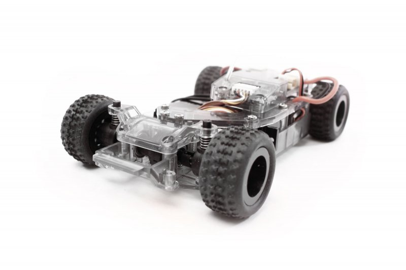 Image 2 of Mini-Q 1/24 Scale 4WD On-Road DIY RTR