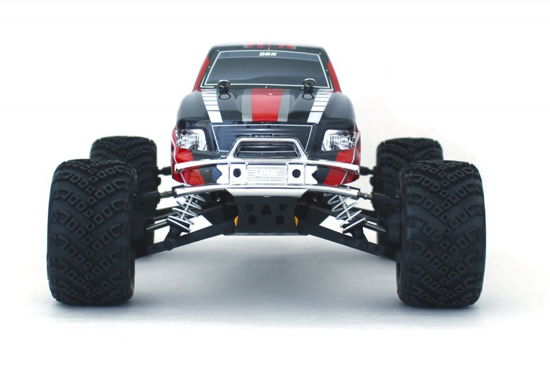 Image 5 of Crosse Brushless 1/10 4WD Monster Truck, Ready To Run, No Battery or Charger