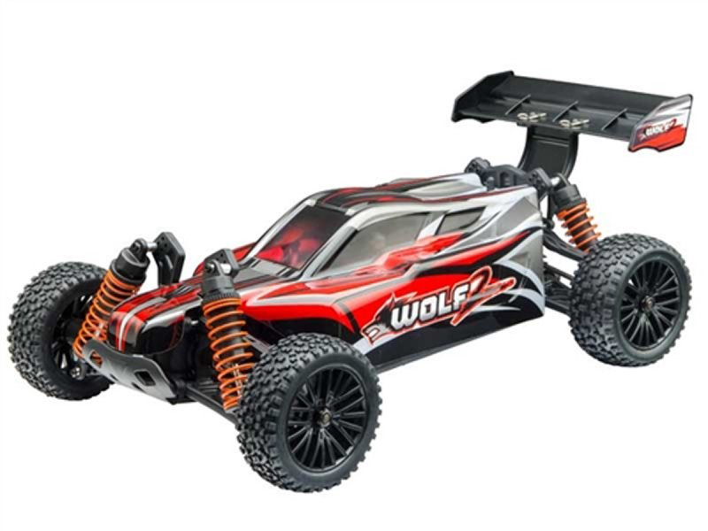 Image 2 of Wolf 2 Buggy RTR, 1/10 Scale, 4WD, w/ Battery, and Charger