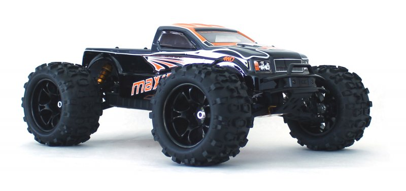 Image 6 of Maximus 1/8 4WD Brushless Monster Truck, Ready To Run, No Battery or Charger