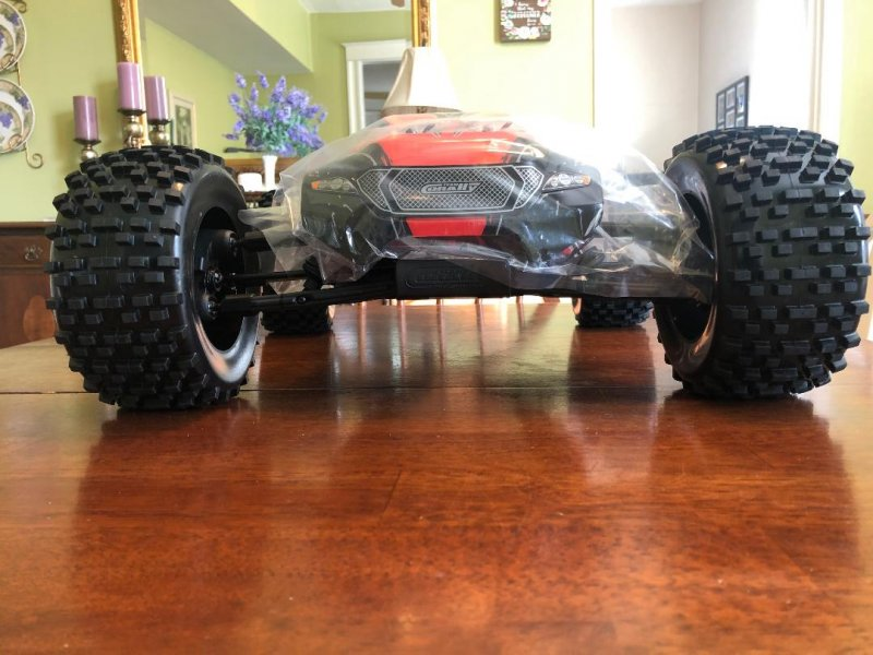 Image 4 of Corally 1/8 Kronos XP 4WD Monster Truck 6S Brushless RTR (No Battery or Charg