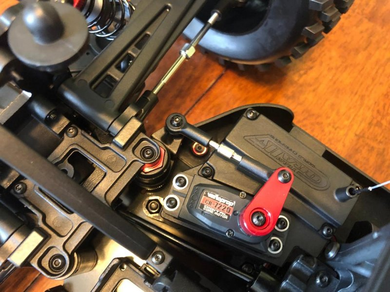 Image 7 of Corally 1/8 Kronos XP 4WD Monster Truck 6S Brushless RTR (No Battery or Charg