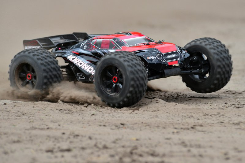 Image 15 of Corally 1/8 Kronos XP 4WD Monster Truck 6S Brushless RTR (No Battery or Charg
