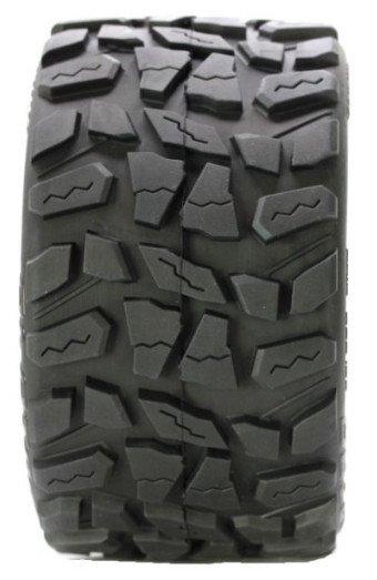 Image 2 of Raptor Belted Monster Truck Wheels/Tires (pr.), Pre-mounted, Sport Medium Compou
