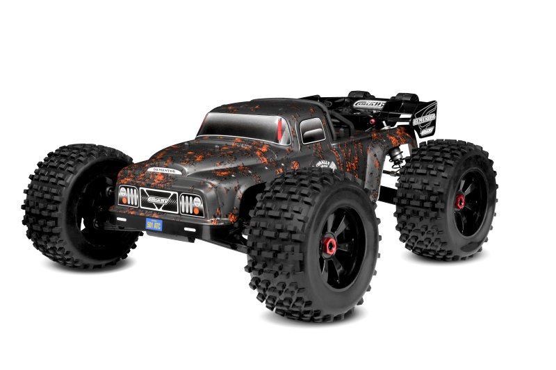 Image 0 of Corally 1/8 Dementor XP 4WD SWheelbase Monster Truck 6S Brushless RTR (No Batter