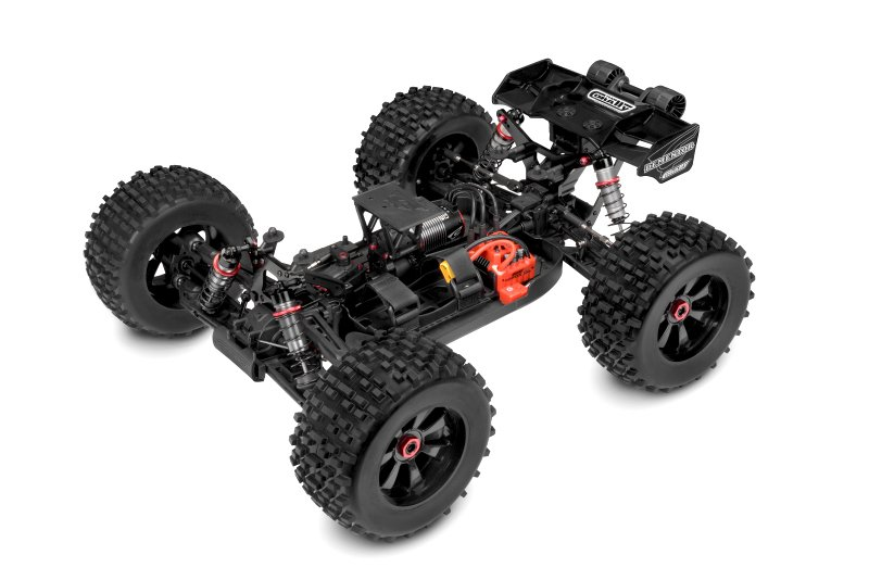 Image 1 of Corally 1/8 Dementor XP 4WD SWheelbase Monster Truck 6S Brushless RTR (No Batter