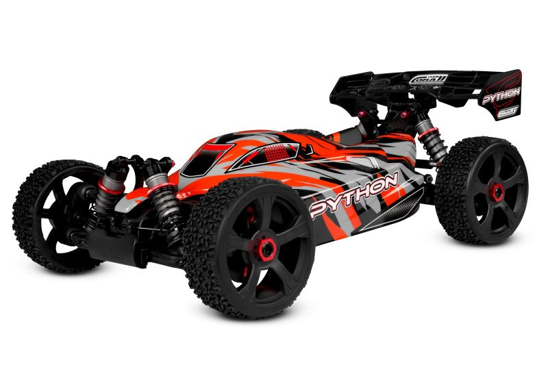 Image 0 of Corally 1/8 Python XP 4WD Buggy 6S Brushless RTR (No Battery or Charger)