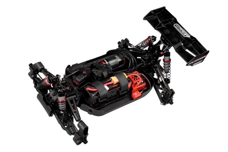 Image 1 of Corally 1/8 Python XP 4WD Buggy 6S Brushless RTR (No Battery or Charger)