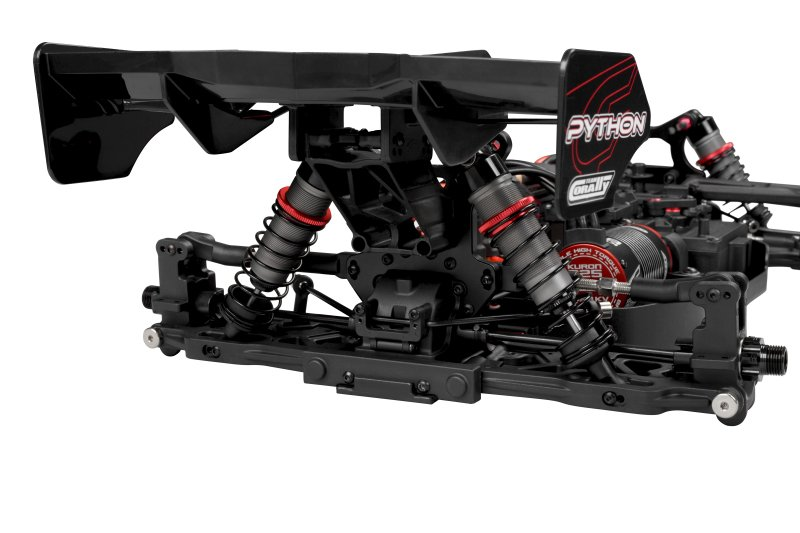 Image 4 of Corally 1/8 Python XP 4WD Buggy 6S Brushless RTR (No Battery or Charger)