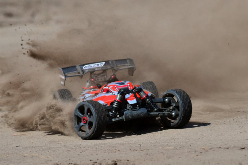 Image 5 of Corally 1/8 Python XP 4WD Buggy 6S Brushless RTR (No Battery or Charger)