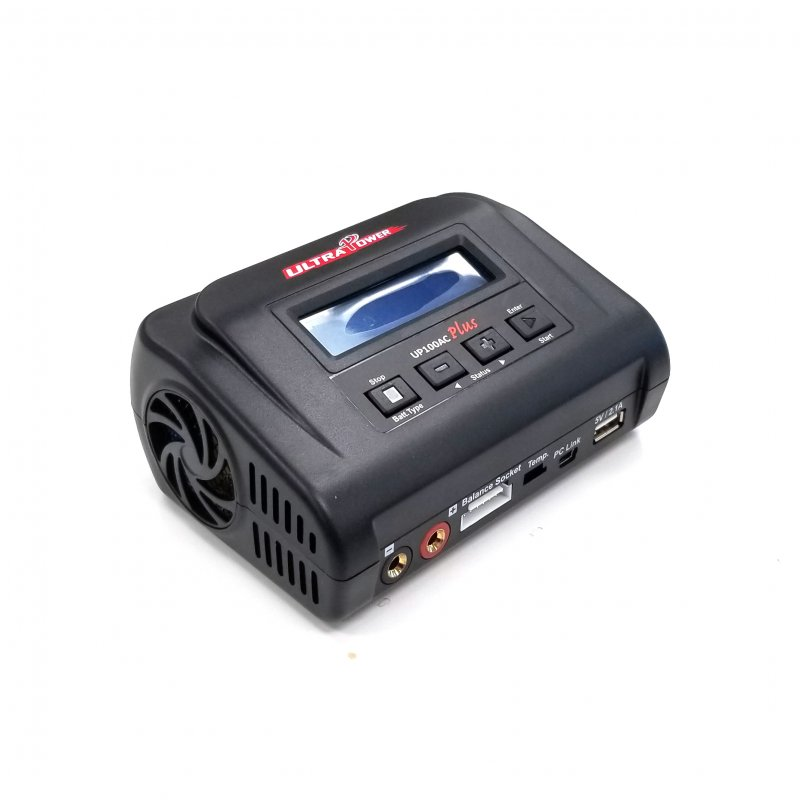 Image 2 of Ultra Power UP100AC Plus 100W Multi-Chemistry AC/DC Charger