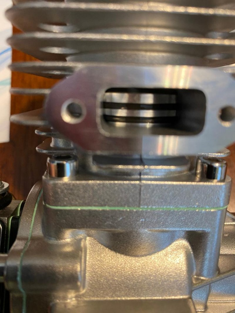 Image 3 of RCGF 26cc SE Gas Engine Beam Mount Version