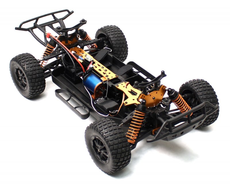 Image 3 of Hunter Brushless 1/10 4WD Short Course Truck, Ready To Run - No Battery or Charg