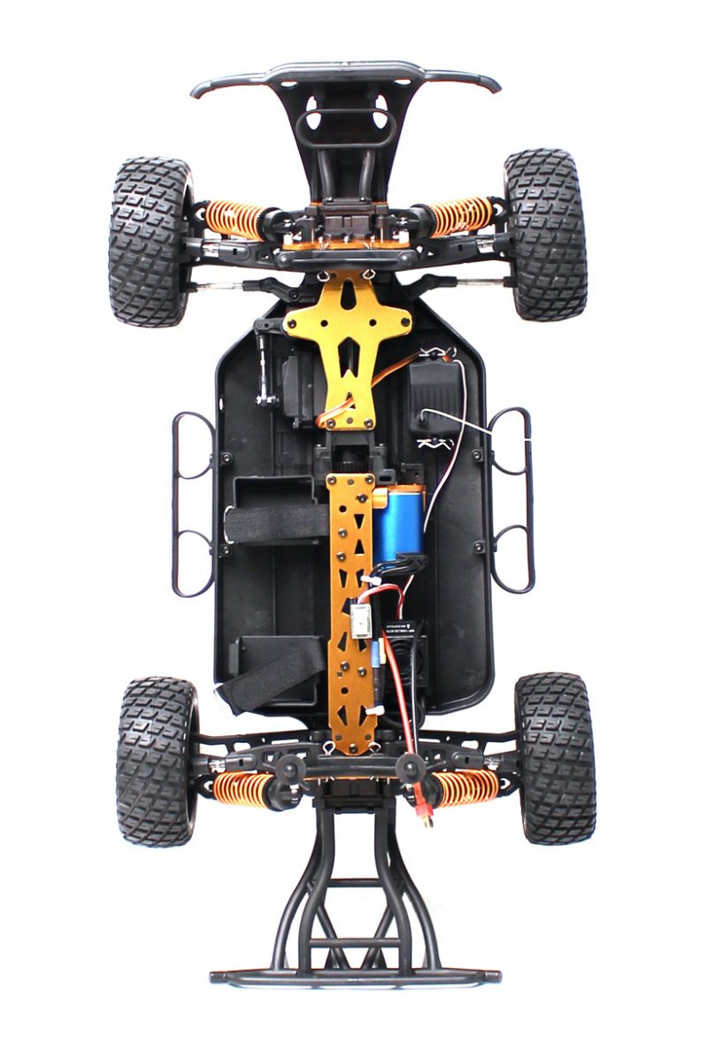 Image 4 of Hunter Brushless 1/10 4WD Short Course Truck, Ready To Run - No Battery or Charg