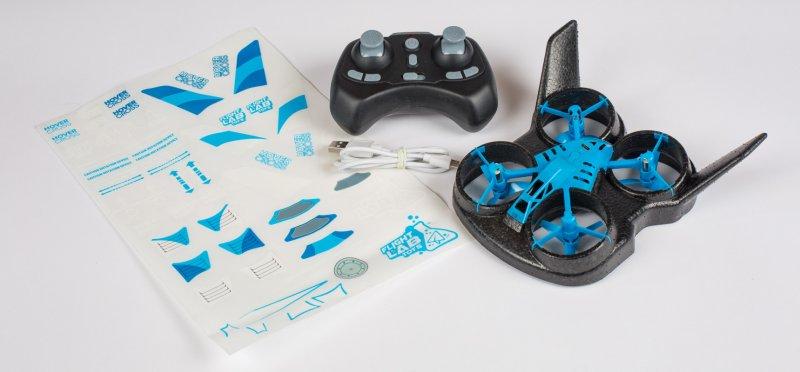 Image 0 of Flight Lab Toys HoverCross RTF blue