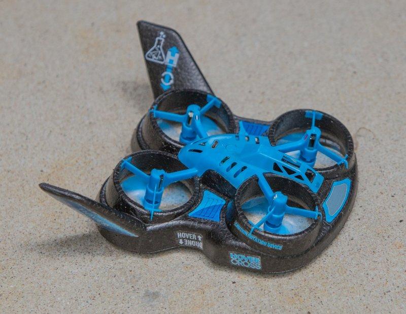 Image 2 of Flight Lab Toys HoverCross RTF blue